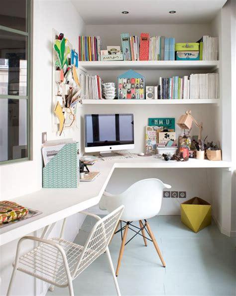 amenager un coin bureau créer un espace bureau dans un angle http m