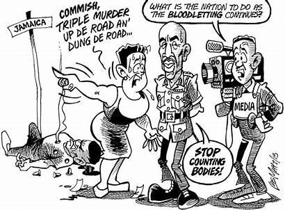 Jamaica Gleaner Sunday Cartoon July Cartoons