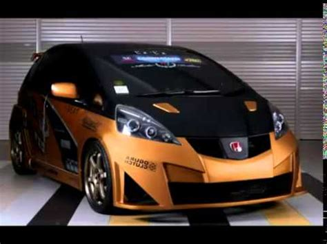 modifikasi terbaru honda jazz  youtube