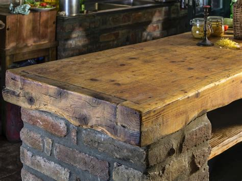 rustic kitchen islands for sale rustic kitchen islands hgtv