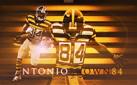 Antonio Brown Wallpapers - Wallpaper Cave