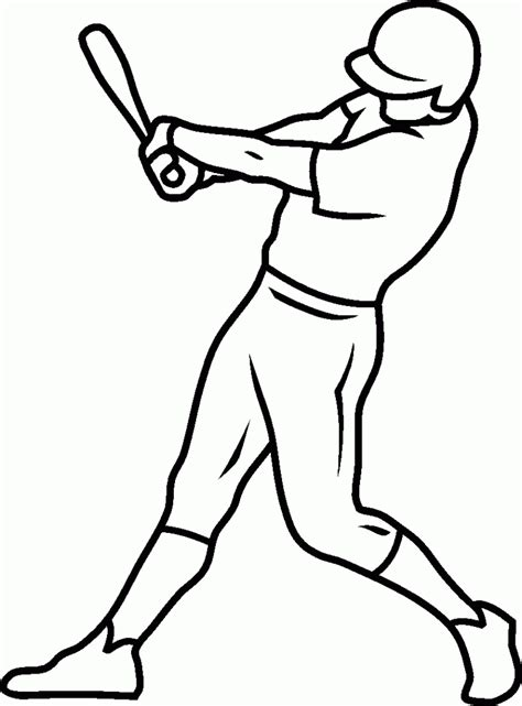 printable baseball coloring pages  kids  coloring pages  kids