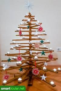 Adventskalender Holz Baum : alternative zum tannenbaum faltbarer diy weihnachtsbaum ~ Watch28wear.com Haus und Dekorationen