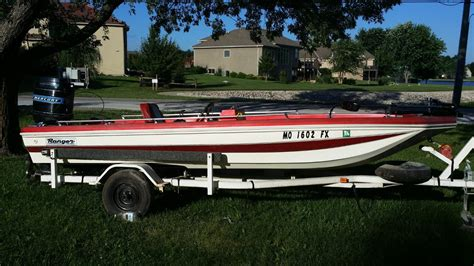 Ranger Bass Boats For Sale Missouri by Best 1977 Ranger Bass Boat 18ft For Sale In S Summit