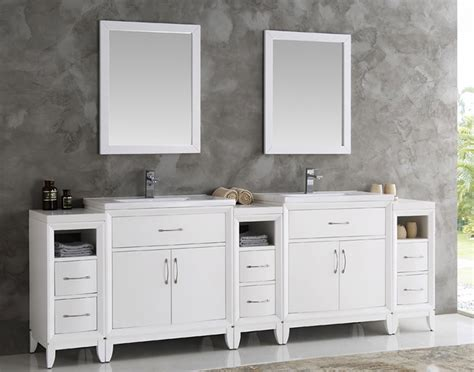 96 double sink vanity top 96 inch double sink vanity home design ideas and pictures