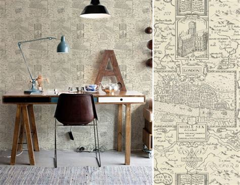 papier peint de bureau papiers peints de marques inspiration d 233 coration murale au fil des couleurs papiers