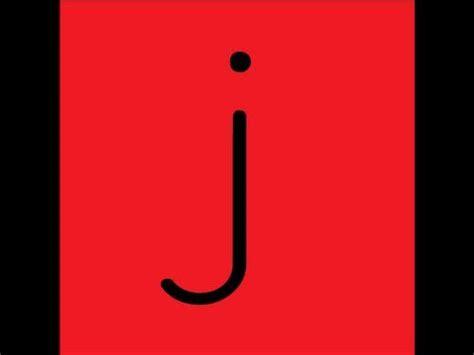 the letter j letter j song