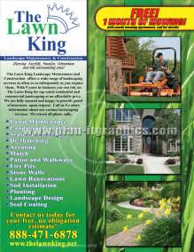 landscaping flyers samples 7 landscaping flyer design tips for every door direct mail