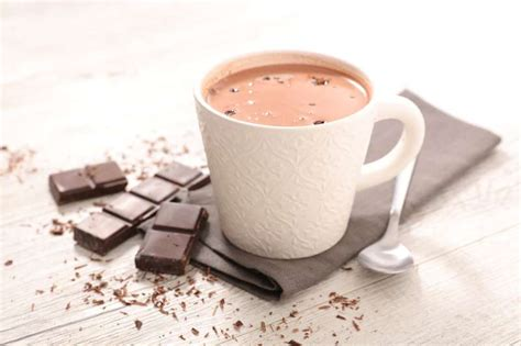 Heiße Schokolade Heiße Schokolade selbst machen  FIT FOR FUN