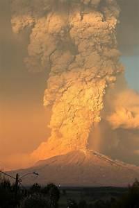 16, Astonishing, Pictures, Of, Calbuco, Volcano, Eruption, In