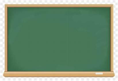 Blackboard Clipart Frame Background Chalkboard Clip Drawing