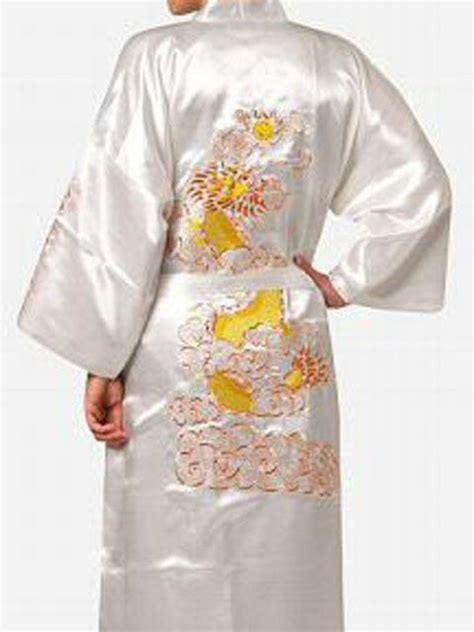 kimono robe de chambre silk robes satin pajamas belt silk pijamas plus
