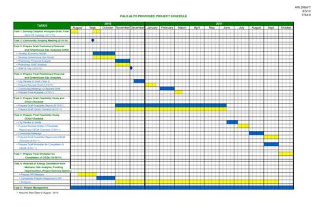 project calendar excel calendar template excel