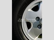 VW T25 T3 Vanagon Alloy Wheel Centrecap – Carat etc *SET