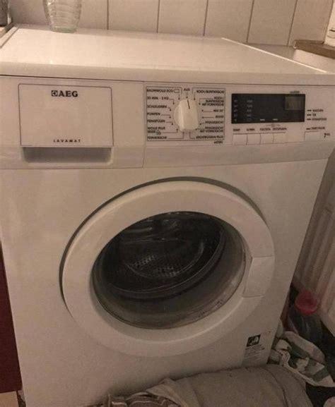 waschmaschine ab 100 waschmaschine aeg lavamat l6470fl in karlsruhe