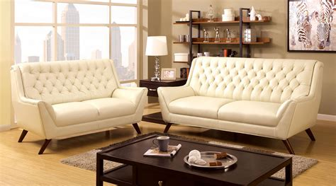 white leather sofa set sofa amusing tufted sofa set modern white leather sofa