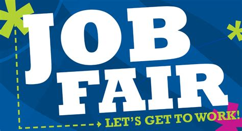 what to do at career fair what not to do at a job fair hire local
