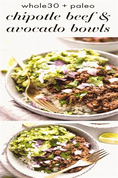 Chipotle Recipes Dinner Beef Mexican Chicken Easy