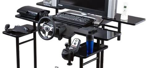 mac pc bureau roccaforte le bureau ultime du gamer gamerstuff fr