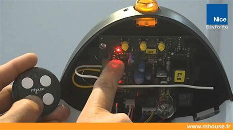 comment programmer une telecommande de porte de garage programmer une t 233 l 233 commande en mode 1 pour porte de garage