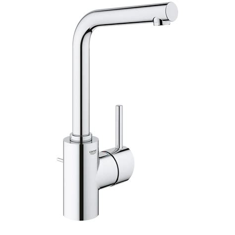 grohe kitchen sink faucets grohe concetto single single handle bathroom faucet