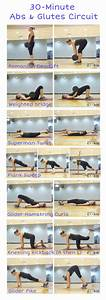 30 Minute Abs and Glutes Circuit Workout • The Fit Cookie