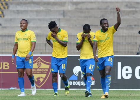 From wikimedia commons, the free media repository. The PSL records Sundowns can still break this season