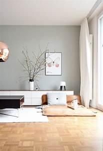 Wohnzimmer Farbe Gestaltung : die besten 25 wandfarbe wohnzimmer ideen auf pinterest wohnzimmer farbschema tv wand ideen ~ Markanthonyermac.com Haus und Dekorationen
