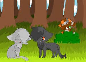 Warrior Cats Gray Wing and Tail Turtle