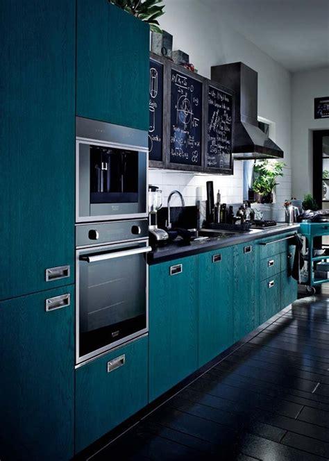 ideias  usar azul na cozinha casa vogue ambientes