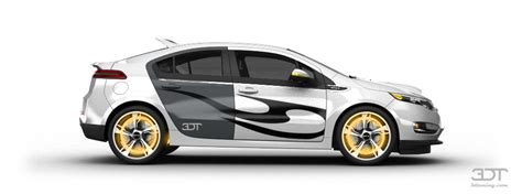 3DTuning of Chevrolet Volt Sedan 2011 3DTuning.com ...