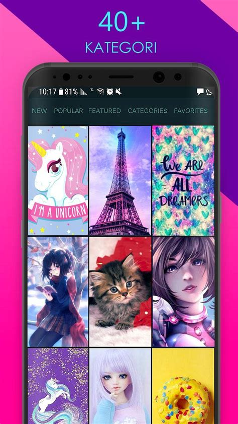 wallpaper  anak perempuan  android apk