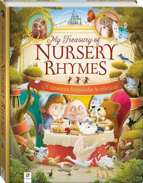 My Treasury of Nursery Rhymes   Treasuries   Picture