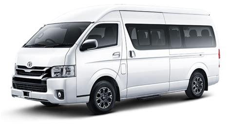 Mobil Toyota Hiace by เป ดต ว Toyota Hiace Luxury ในอ นโดน เซ ย เคาะราคา 945 000