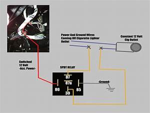 12 Volt Power Outlet Wiring Diagram