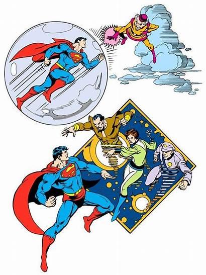 Superman Dc Luis Villains Lopez Jose Garcia