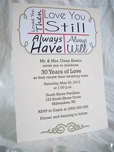 24 love you still vow renewal invitations onepaperheart With free printable wedding renewal invitations