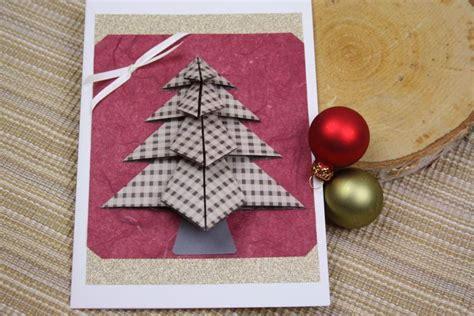 weihnachtskarten basteln anleitung weihnachtskarten selber basteln