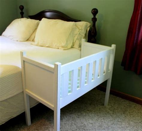 Side Crib Attached To Bed by Co Sleeper Cribs And Diy And Crafts On