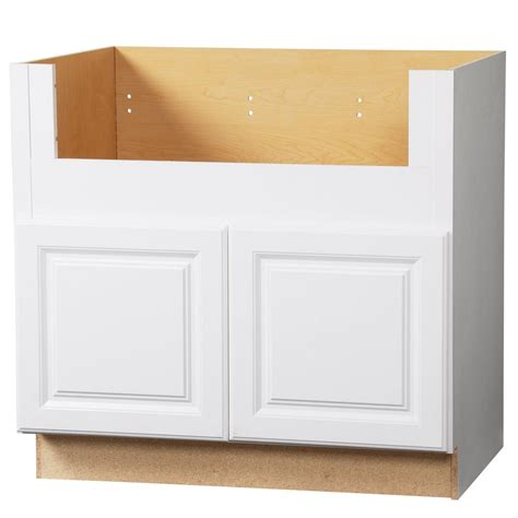 apron sink base cabinet hton bay corner sink base kitchen cabinets hton bay