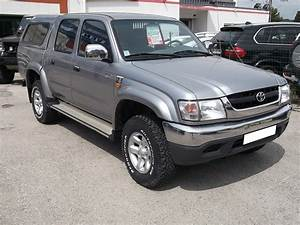 Toyota 4x4 Occasion : 4x4 toyota hilux ii sr5 pick up double cabine 2 5d 4d toyota vo603 garage all road village ~ Gottalentnigeria.com Avis de Voitures