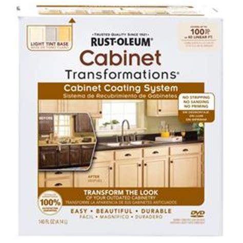 Rustoleum Cabinet Painting Kit by Shop Rust Oleum Countertop Transformations Light Base