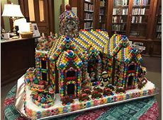 Gingerbread House Has Arrived Library News News