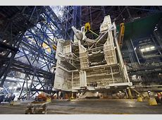 Assembly Building Prepared for Multiple Rockets NASA