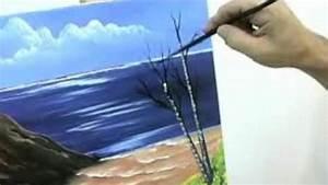 comment peindre des bouleaux dessin art musique With comment peindre a l huile