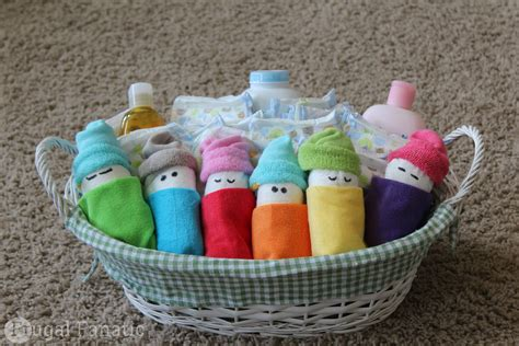 diaper babies easy baby shower gift idea