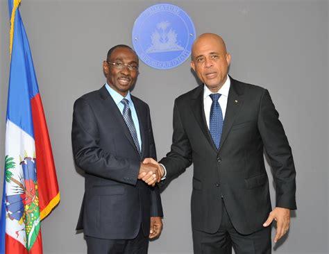 cabinet du premier ministre haiti politique le cabinet du premier ministre paul r 233 g 233 n 233 ration
