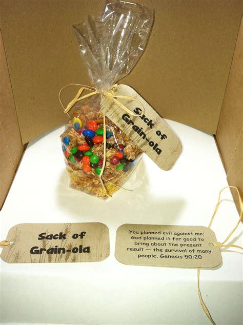 gospel project joseph forgives  brothers sunday school kids sunday school snacks