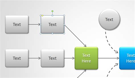 powerpoint flowchart template free ultimate tips to make attractive flow charts in powerpoint