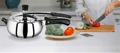 Pressure Stainless Steel Cooker